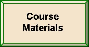 Course Materials